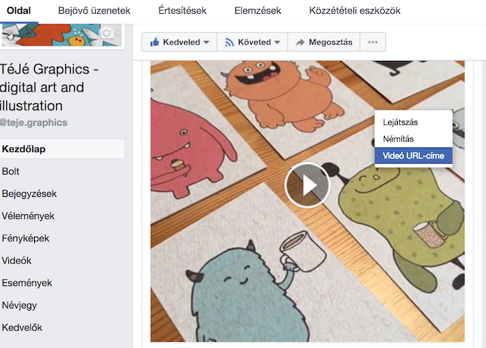 Facebook-video-letoltes