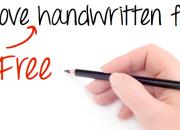 10 ingyenes szabadkézi betűtípus