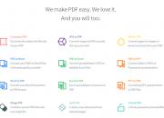 PDF művelete online egy helyen (darabolás, összefűzés, konvertálás, stb)