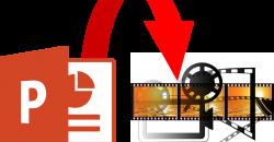 PowerPoint-ból videó konvertálása
