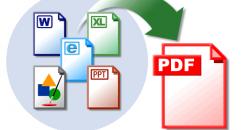 Hogyan készítsünk PDF formátumot Office dokumentumainkból?