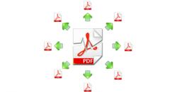 PDF fájlok darabolása online